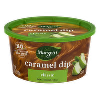 Marzetti Caramel Dip, Classic, 13.5 Ounce