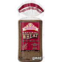 Brownberry Brownberry Natural Wheat Bread, 24 oz, 24 Ounce
