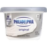 Philadelphia Cream Cheese Spread, Original, 12 Ounce