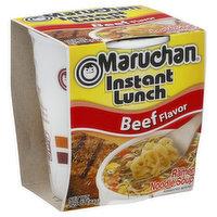 Maruchan Ramen Noodle Soup, Beef Flavor, 2.25 Ounce
