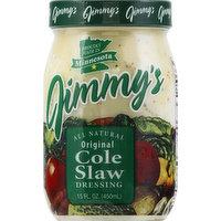 Jimmys Cole Slaw Dressing, Original, 15 Ounce