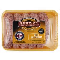 Sheboygan Beer Bratwurst, 1 Each