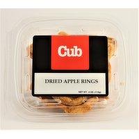 Bulk Dried Apple Rings, 4 Ounce