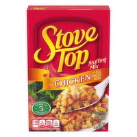Stove Top Stuffing Mix, For Chicken, 6 Ounce