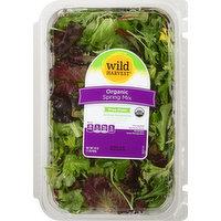Wild Harvest Spring Mix, Organic, 16 Ounce