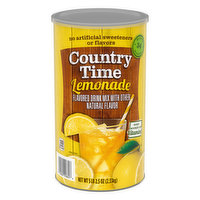 Country Time Drink Mix, Lemonade, 5 Pound