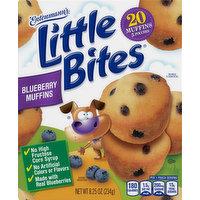 Entenmann's Muffins, Blueberry, 20 Each
