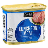 Essential Everyday Luncheon Meat, 12 Ounce
