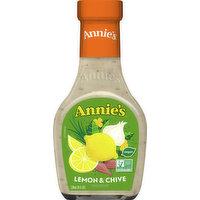 Annies Dressing, Lemon & Chive, 236 Millilitre