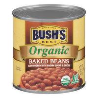 Bushs Best Baked Beans, Organic, 16 Ounce