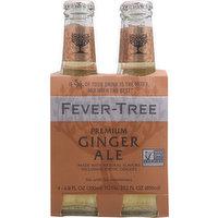 Fever-Tree Ginger Ale, Premium, 4 Pack, 4 Each