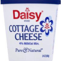 Daisy Cottage Cheese, 4% Milkfat, 24 Ounce
