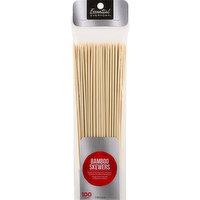 Essential Everyday Skewers, Bamboo, 10 Inch, 100 Each