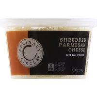 Culinary Circle Cheese, Parmesan, Shredded, 5 Ounce