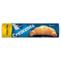 Pillsbury Crescents, Butter Flake, 8 Each
