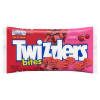 Twizzlers Candy, Cherry, Bites, 16 Ounce