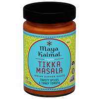Maya Kaimal Indian Simmer Sauce, Vegan, Tikka Masala, Mild, 12.5 Ounce