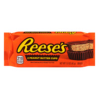 Reese's Peanut Butter Cups, 2 Each