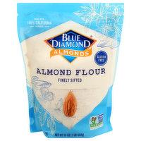 Blue Diamond Almond Flour, Finely Sifted, 16 Ounce