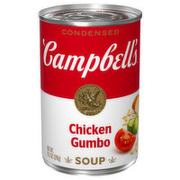 Campbell's Condensed Soup, Chicken Gumbo, 10.5 Ounce