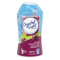 Crystal Light Drink Mix, Black Cherry Lime, Liquid, 1.62 Ounce