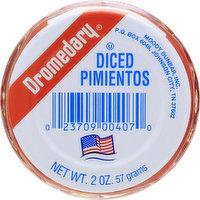Dromedary Pimientos, Diced, 2 Ounce