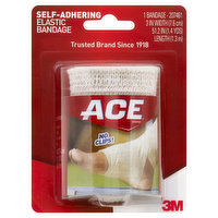 ACE Bandage, Self-Adhering, Elastic, 1 Each