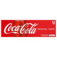 Coca-Cola Soda, Fridge Pack, 12 Each