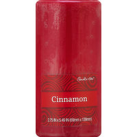 Candle-Lite Candle, Cinnamon, 1 Each