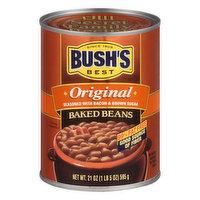 Bushs Best Baked Beans, Original, 21 Ounce