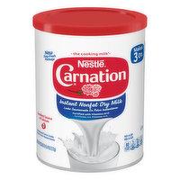 Carnation Dry Milk, Instant, Nonfat, 9.625 Ounce
