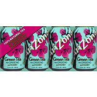 AriZona Green Tea, with Ginseng and Honey, 12 Each