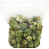 Produce Brussel Sprouts, 1 Pound