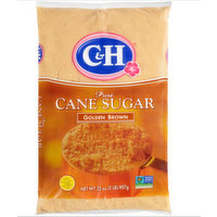 C & H Golden Brown Pure Cane Sugar, 32 Ounce