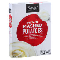 Essential Everyday Mashed Potatoes, Instant, 13.75 Ounce