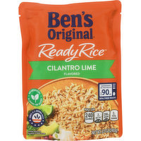 Ben's Original Ready Rice, Cilantro Lime Flavored, 8.5 Ounce