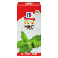 McCormick Mint Extract, Pure, 1 Ounce