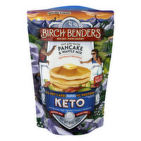 Birch Benders Pancake & Waffle Mix, Keto, 10 Ounce