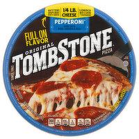 Tombstone Pizza, Pepperoni, Original, 19.3 Ounce
