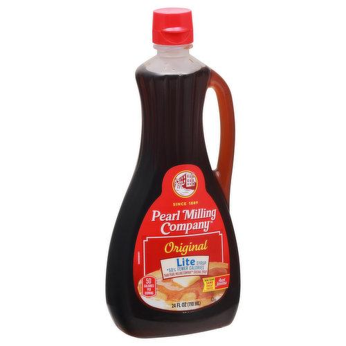 Syrup, Original, Lite