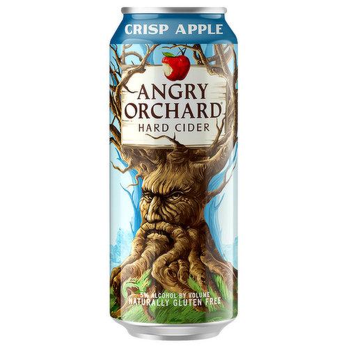 Hard Cider, Crisp Apple