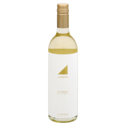 The grapes in Justin Sauvignon Blanc come from two Central Coast regions. The cooler western vineyards create berries with great acidity. The eastern vineyards produce grapes rich in fruit and flavor. With aromas of grapefruit and apple along with notes of clementine and ripe peach. this superb Sauvignon Blanc is delicious served by itself or with grilled seafood or poultry. 13.5% alc/vol. 27