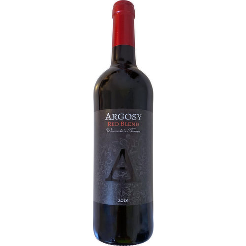 Winemaker's reserve. Spain big bold red. argosywines.com. 14.2% alcohol by volume. 28.4 Product of Spain.