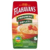 Flahavan's Irish Porridge Oats Original 1.5kg