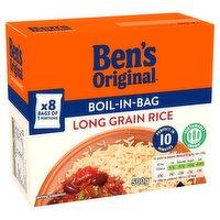 Ben's Original Boil-In-Bag Long Grain Rice 500g