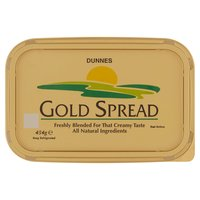 Dunnes Stores Gold Spread 454g