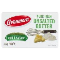 Avonmore Pure Irish Unsalted Butter 227g