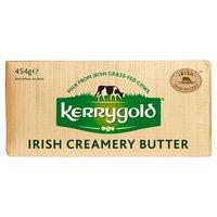 Kerrygold Irish Creamery Butter 454g