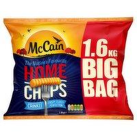 McCain Home Chips Crinkle 1.6kg