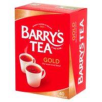 Barry's Tea Gold 40 Tea Bags 125g